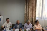 Отчетное собрание  членов МОО «Живая Планета»