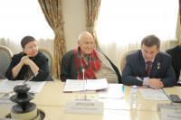Заседание членов Оргкомитета Национальной программы  «Держава XXI  век»