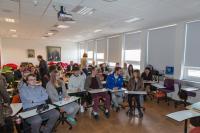 Экологическая встреча исландских студентов с представителями российских молодежных и экологических организаций  в Университете Исландии