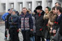 Торжественные проводы участников экспедиции «Арктика-2015»